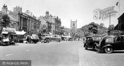 Skipton, High Street 1940