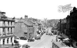 Skipton, High Street c.1955