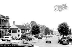 Skipton, High Street c.1960