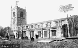 Skipton, Holy Trinity Church 1900