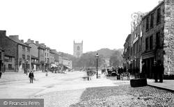 Skipton, Market Place 1893