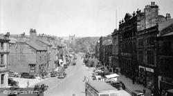 Skipton, Market Street 1940