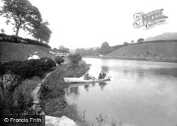 Skipton, Moorview Open Air Swimming Baths 1911