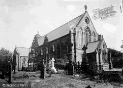 Skipton, St Stephen's Church c.1940