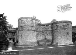 Skipton, The Castle 1888