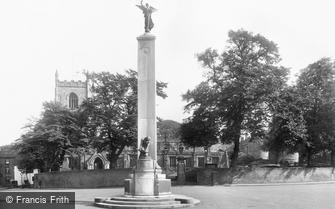 Skipton, War Memorial 1923