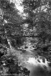 Skipton, Woods Bridge 1911