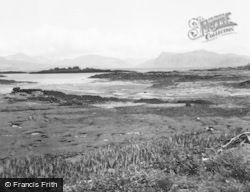Skye, Armadale Bay, Sleat 1962