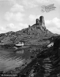 Skye, Castle Moil 1962