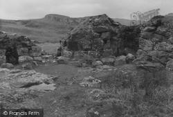 Skye, Dun Beag, Struanmore 1962
