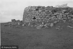 Skye, Dun Hallin 1962