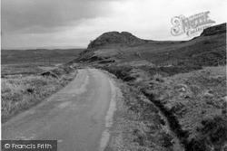 Skye, Dun Osdale 1962