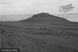 Skye, Dun Skudiburgh 1962