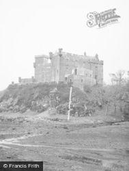 Skye, Dunvegan Castle 1960