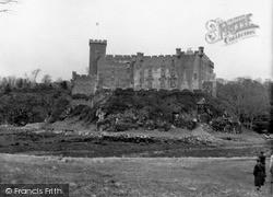 Skye, Dunvegan Castle 1962