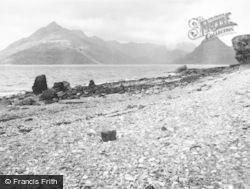 Skye, Elgol 1962