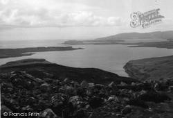 Skye, From Dun Taimh 1962