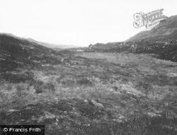 Skye, From Lusa, Kylerhea Road 1962