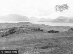 Skye, From Near Dunscaith 1962