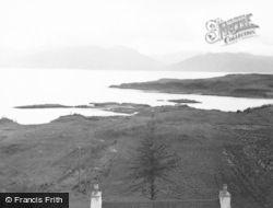 Skye, From Near Isle Ornsay 1962