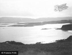 Skye, Loch Dunvegan 1962