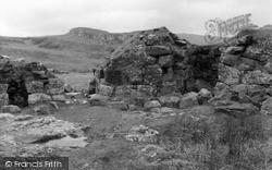 Skye, The Cuillins 1962