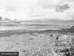 Skye, View From Broadford 1962
