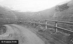 Skye, View From Kylerhea To Glenelg 1962