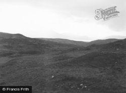 Skye, View From Lusa, Kylerhea Road 1962