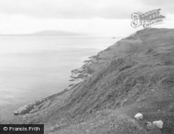 Skye, View From Trotternish To Raasay 1962