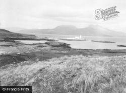 Skye, View Of Ornsay 1962