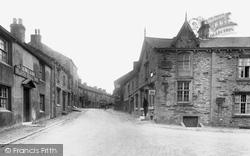 Church Street 1921, Slaidburn