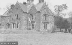 Dunnow Hall c.1955, Slaidburn
