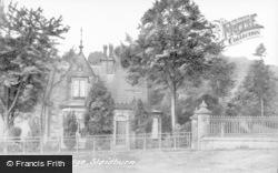 Dunnow Lodge c.1930, Slaidburn