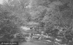 Shay Falls c.1955, Slaidburn