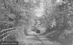 Shay Lane c.1955, Slaidburn