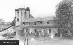 St Andrew's Parish Church c.1955, Slaidburn