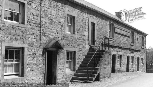 Photo of Slaidburn, The Hark To Bounty Inn c.1955