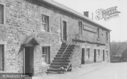 The Hark To Bounty Inn c.1955, Slaidburn