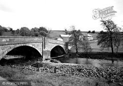 The New Bridge c.1955, Slaidburn