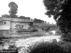 The Old Bridge 1921, Slaidburn