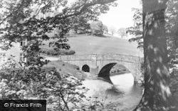 The Old Bridge c.1955, Slaidburn