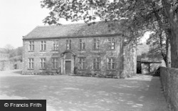 The School c.1955, Slaidburn