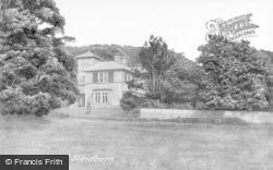 Whiteholme c.1930, Slaidburn