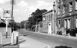 Boston Road c.1950, Sleaford