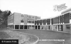 Carres Grammar School c.1965, Sleaford