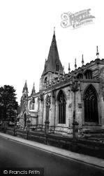 Church Of St Denys c.1965, Sleaford