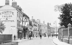 Eastgate c.1910, Sleaford