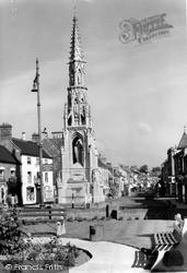 Handley Memorial c.1950, Sleaford