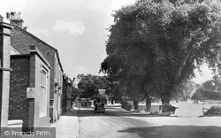 Sleaford, Horncastle Road c.1950